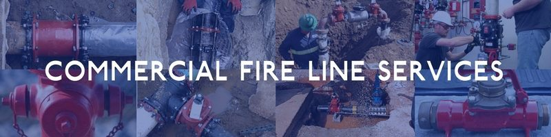 Commercial Fire Lines