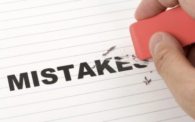 Mistakes You Just Don't Make