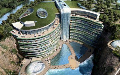 Amazing Underground Architecture