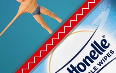 Why Our Stretch Armstrong Expectations Keep Us Using Flushable Wipes