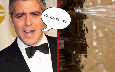 The Plumbing Disasters of Celebrities