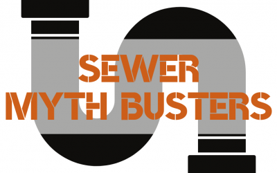 Sewer Myth Busters (Part 1)