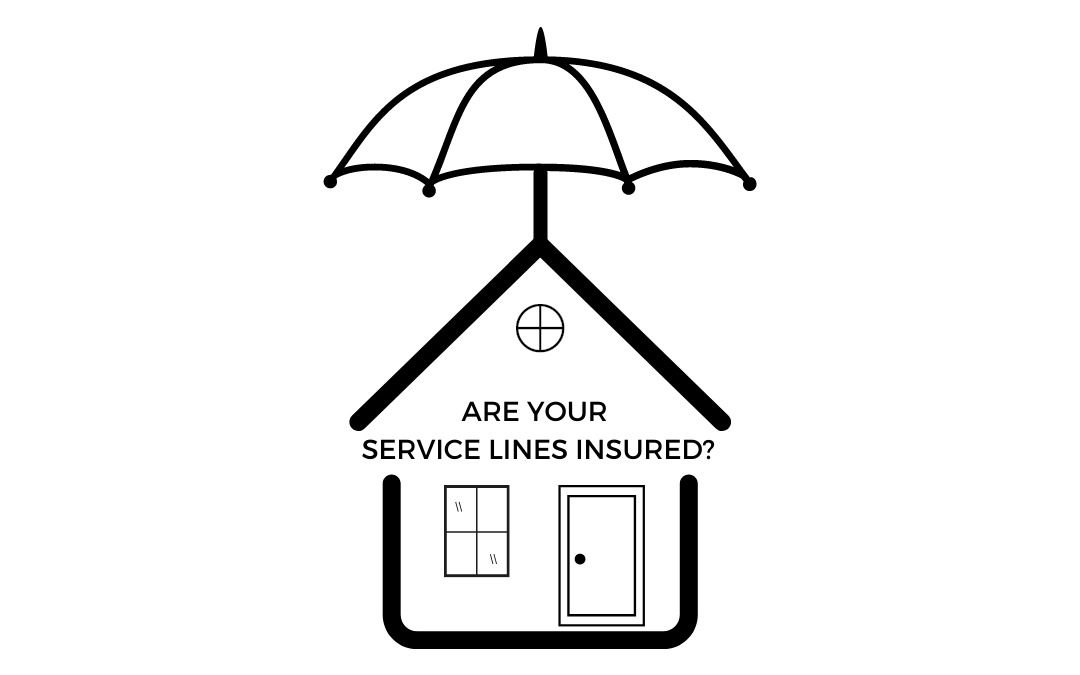 Are Your Service Lines Insured?